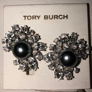 NWT Tory Burch clip on earrings